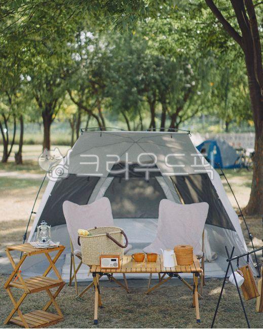 캠핑, 텐트, camping, 여행, 휴가