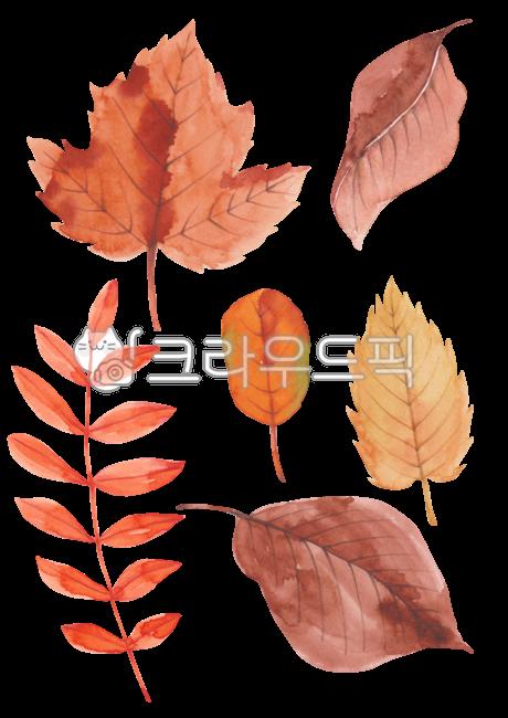 가을, 시즌, 일러스트레이션, 계절, 가을배경