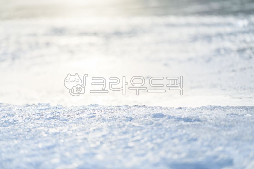 겨울, 눈, 얼음, 서리, 빙판