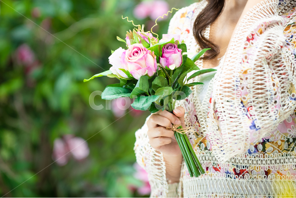 꽃, 꽃다발, 신부, 부케, 결혼