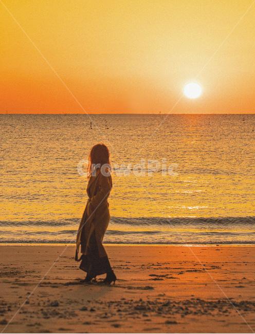 일몰, 여행, nature, sunset, outdoors