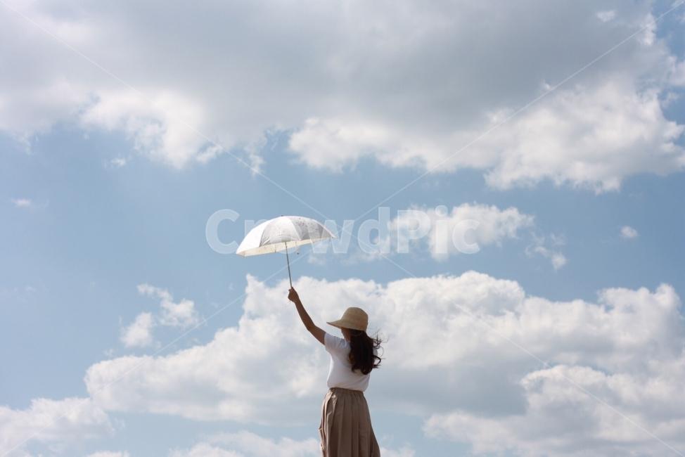 자연, 풍경, 구름, 감성, 감성사진