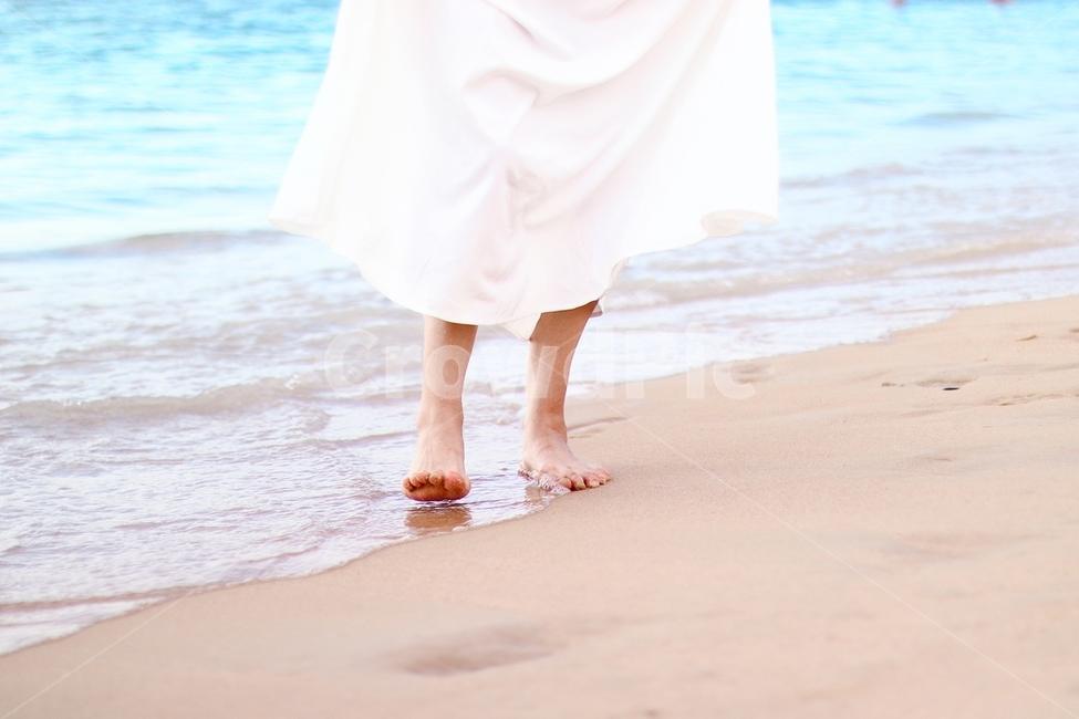푸켓, 카론비치, 해변, 발연기, 해수욕장