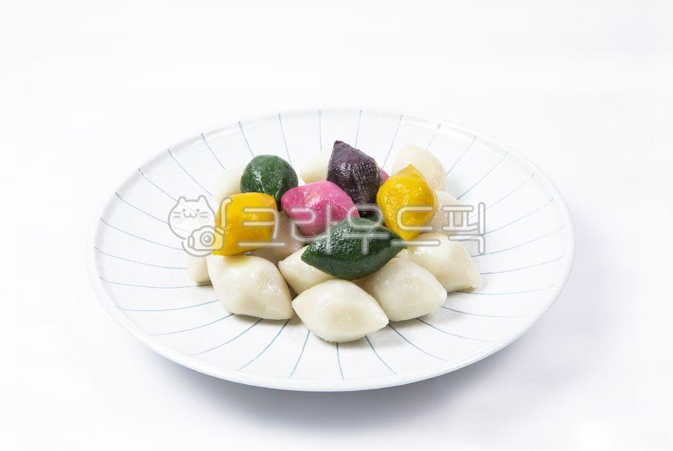 송편, 떡, 추석, 한가위, 솔잎