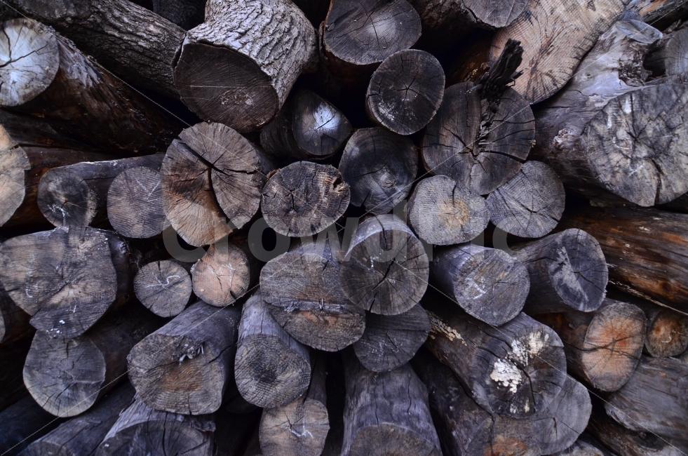 고재, 숯, 뗄감, 나무, 목재