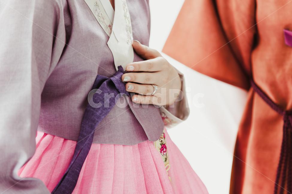 결혼, 한복, 전통, 폐백, 의상