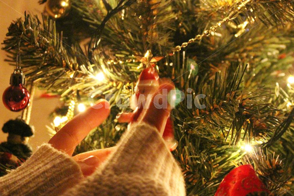크리스마스, 크리스마스트리, 크리스마스장식, 성탄절, 감성사진