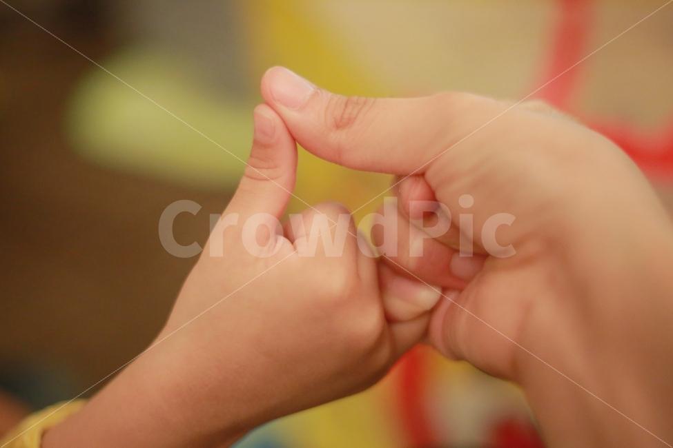 아이, 아이와약속, 약속, 엄마, 약속하기