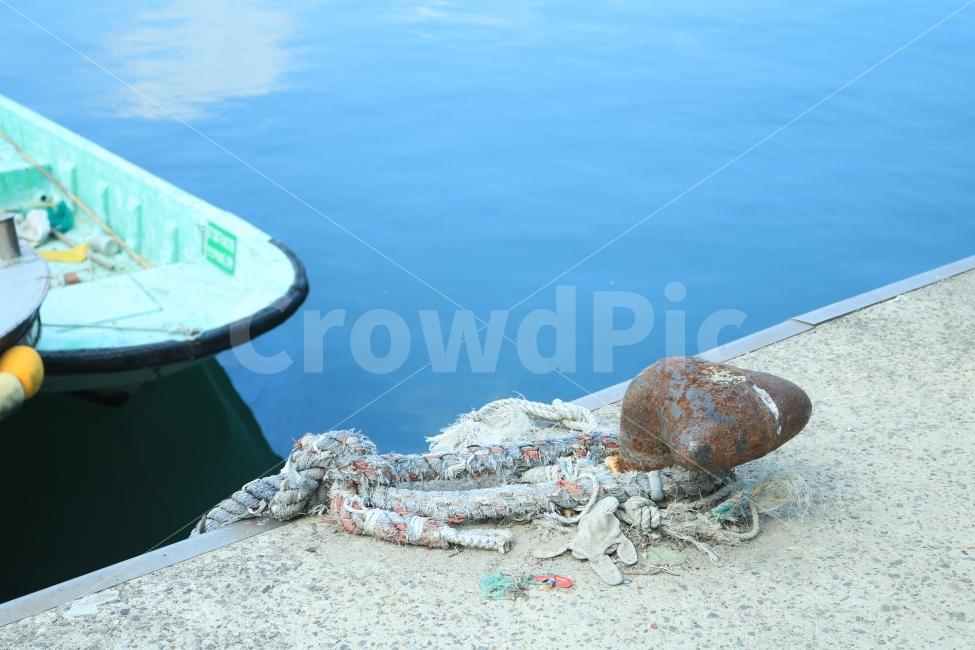 항구, 바다, 배, 자연풍경, 풍경