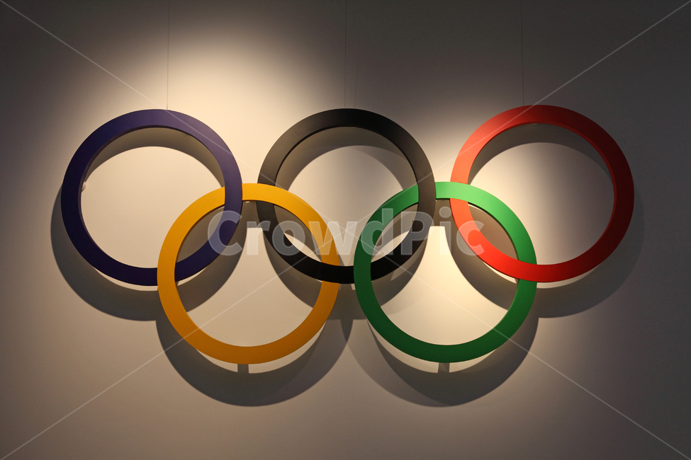 올림픽, 오륜, 상징, 심벌, 마크