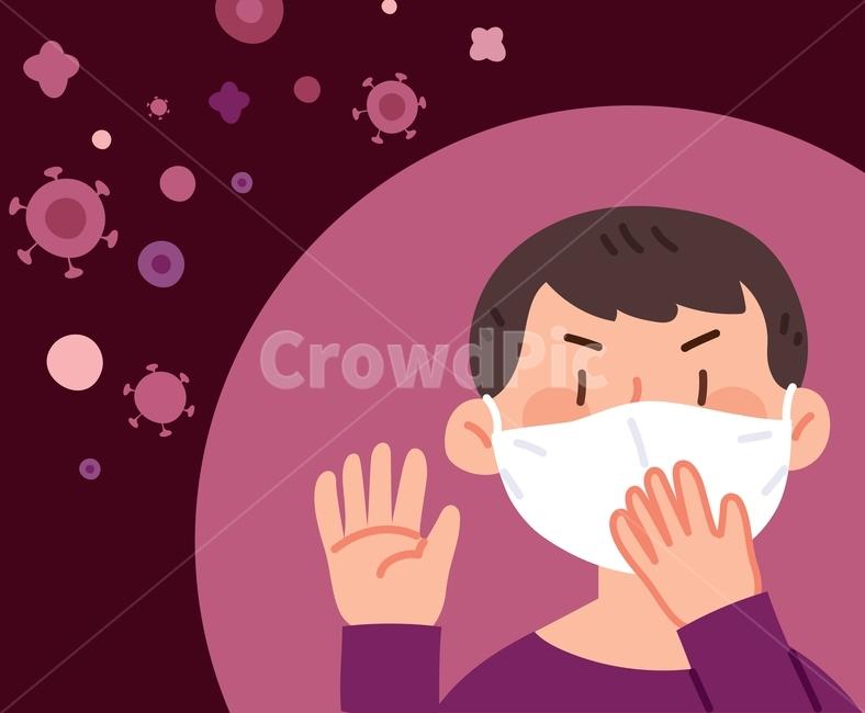 코로나, 코로나바이러스, 바이러스, 폐렴, 우한