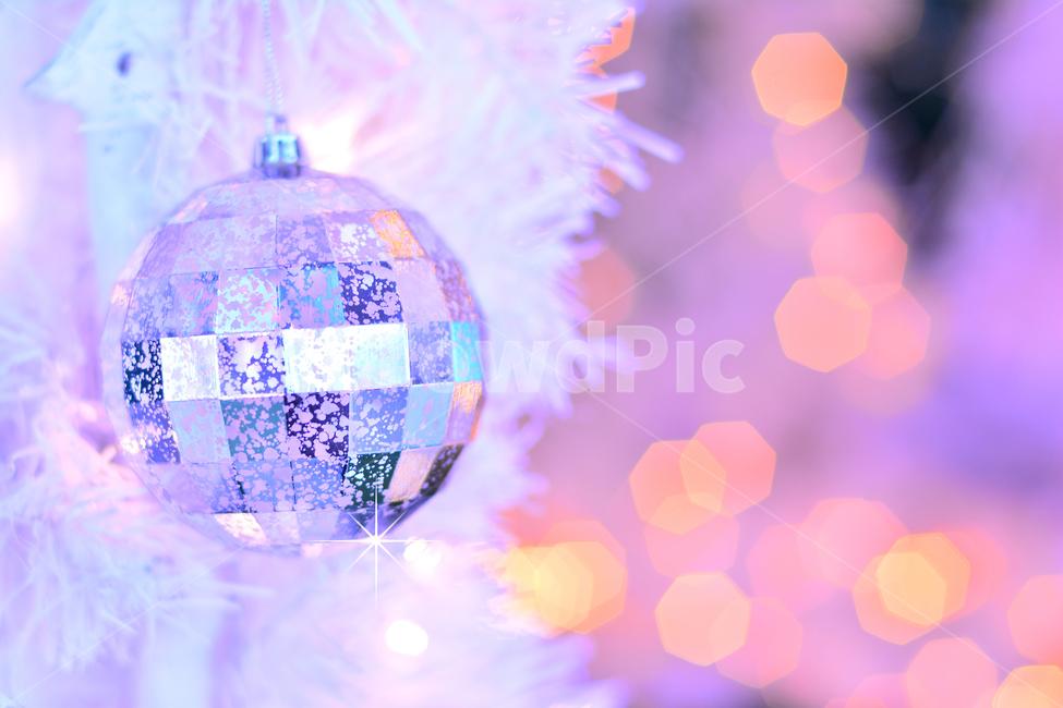 보케, 빛망울, 크리스마스, 성탄절, 장식물