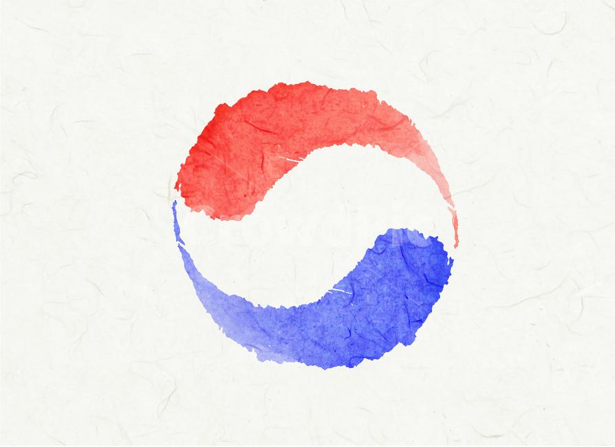 태극기, korea, 태극문양, 태극, 한국