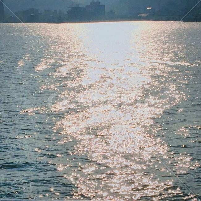 바다, 감성, 보석, 풍경, 색감