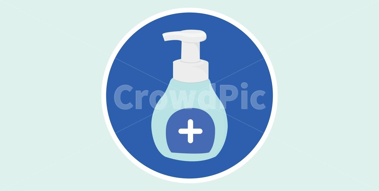 손세정제, 세정제, 손씻기, 청결, 보건