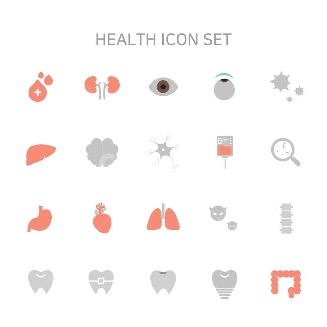 건강, 의료, 병원, 병원아이콘, 의료아이콘