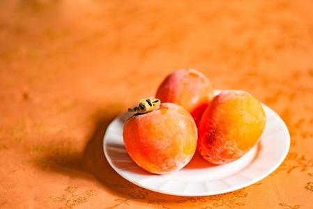 감-홍시-아이스홍시-과일-가을