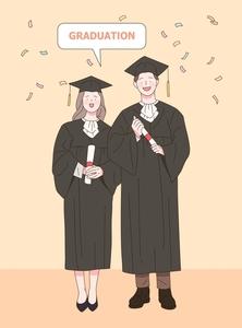 졸업-졸업식-졸업생-학생-교육