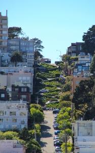 샌프란시스코-롬바드스트리트-롬바드-언덕-힐