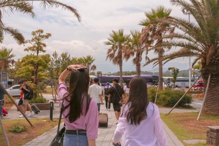 수학여행-핑크-제주도-여행-해외여행