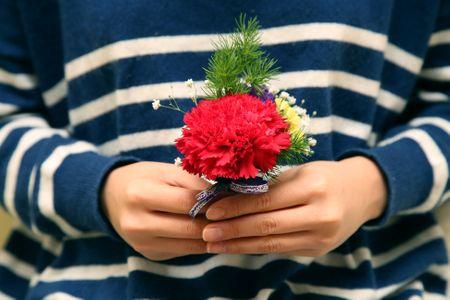 카네이션-꽃-손-기념일-어버이날
