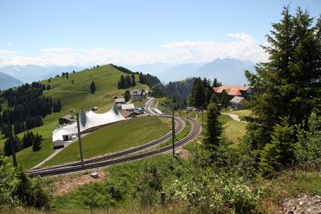 스위스-리기산-스위스기차-산악열차-swiss
