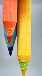 색깔-노랑-색연필-이미지-발랄