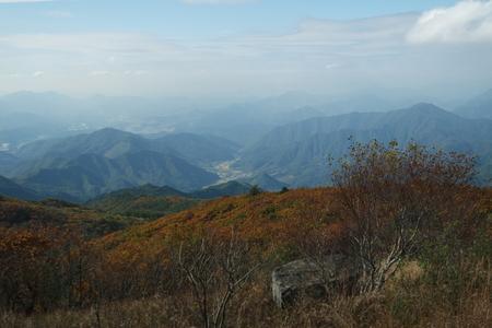 소백산-가을산-산-소백산국립공원-등산