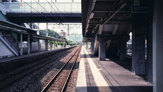 일본-지하철역-교통-콘탁스-필름사진