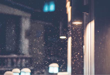 등-조명-눈-스노우-snow