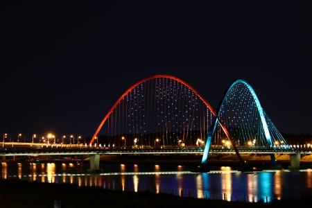 대전-daejeon-엑스포다리-야경-도시