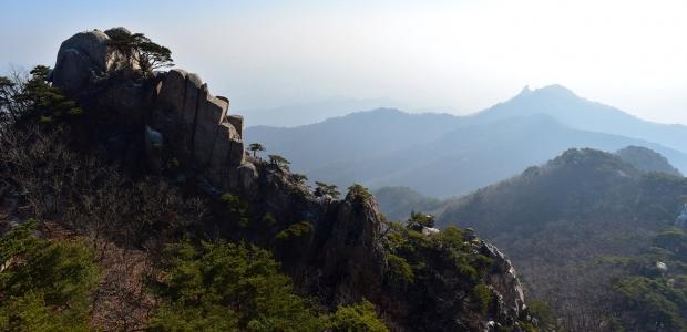 도봉산-풍경-자연-국립공원-산