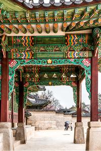 고궁-창덕궁-단청-처마-문화유산