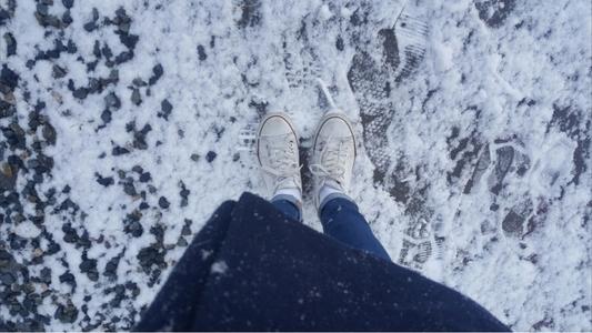 겨울-눈-발자국-winter-snow