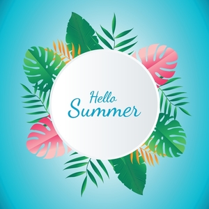 여름-여름철-판매-세일-배경