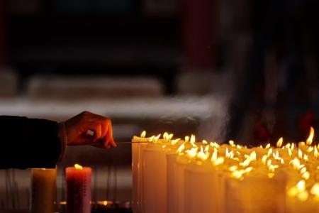 기원-촛불-향불-불교-사찰