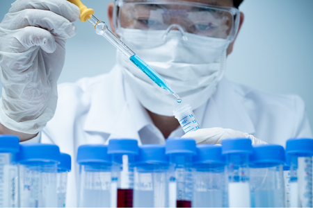 과학-의료-과학자-식물학-식물