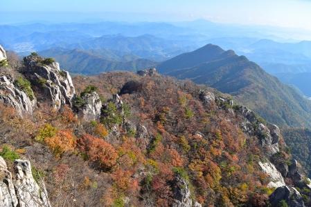 대둔산-가을-풍경-단풍-탐방