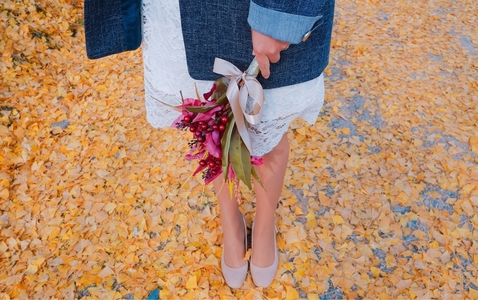 꽃-여자-결혼-웨딩-부케