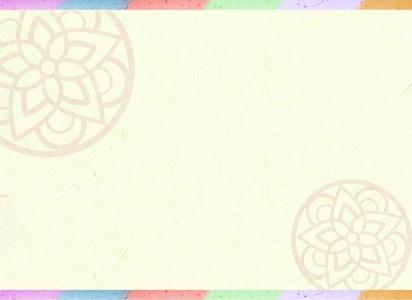 한지-종이-한국-전통-배경