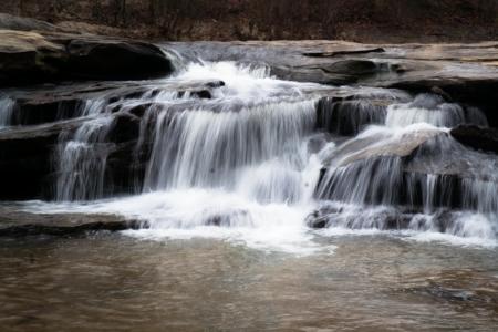 폭포-물-계곡-시원함-차가움