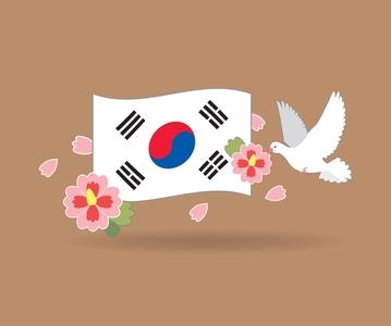광복절-평화-비둘기-해방-한국